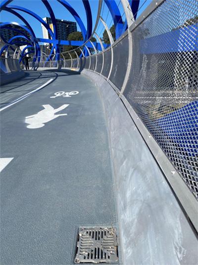 Lachlan's Line Bridge, Sydney,